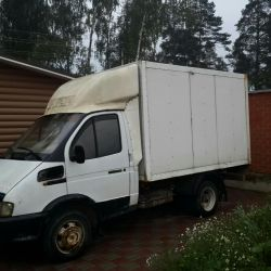 Trucking gazelle 1.5 tons