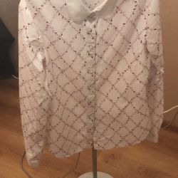 Shirt for a girl height 146-152