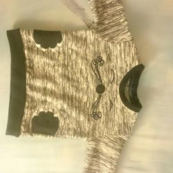 Кофта детская (свитер) на 1,5-2 года