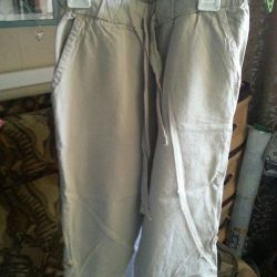 Lightweight pants for a child (new)