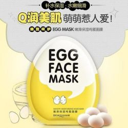 Mască de ouă