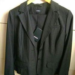 Νέο κοστούμι παντελόνι θηλυκό Ostin p44