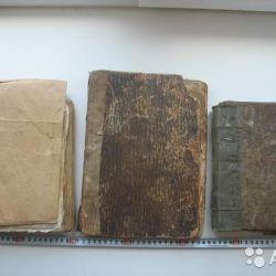 Church books, pre-revolutionary,