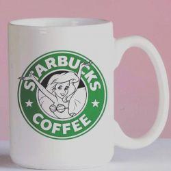 Starbucks Küçük Denizkızı Kupa