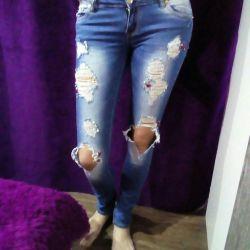 джинси