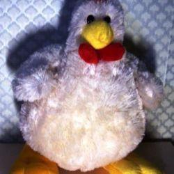 Chicken and chicken