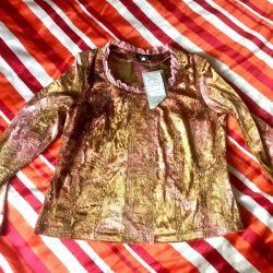 The new zarina jacket