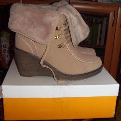 New beige boots Wilmar 40 rr
