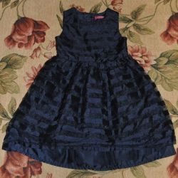 New elegant dress from Europe for 1.5-2 years