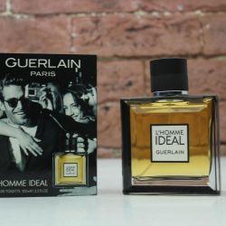 Guerlain L`Homme Ideal, Girlen