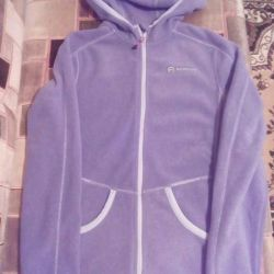 Fermuarlı Sweatshirt Sportif hoodie