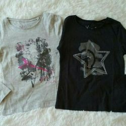Νέες μπλούζες komlekt