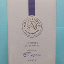 Perfumery water Artistique Iris Fetiche 50ml