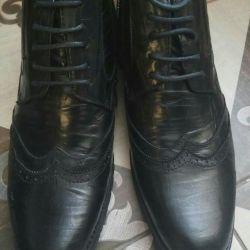 Χειμερινές μπότες ανδρών της Ιταλίας 41,