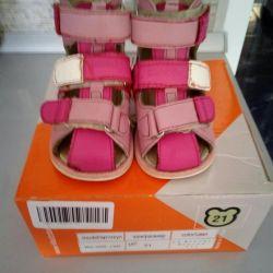Обувь ортопедическая 21 р