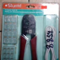 Sturm Crimping Kit! 1020-01-Τ-δ26