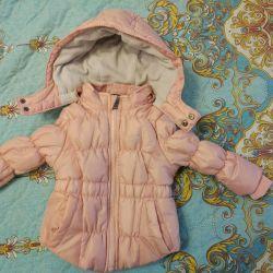 Ceket kış-ilkbahar. Yeni!