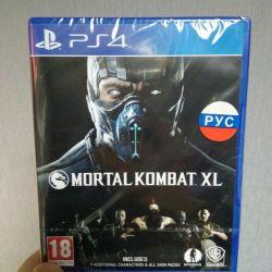 Mortal kombat xl new