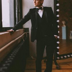 Rental and sale of men's suits