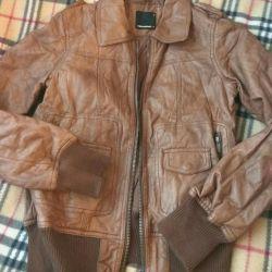 Leather jacket for women. Leather jacket