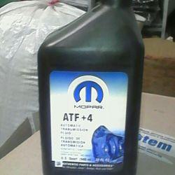 Масло Mopar ATF+4 MS-9602