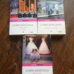 Cărți Sophie Kinsella Shopaholic