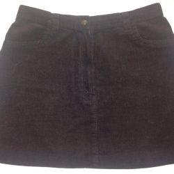 Skirt corduroy 44 size.
