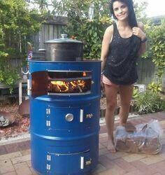 Barbecue grill barbecue smoker sharaban!