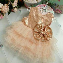 Festive dress for a little princess💥