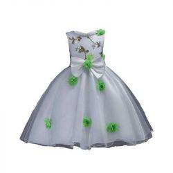 New elegant dress for a girl