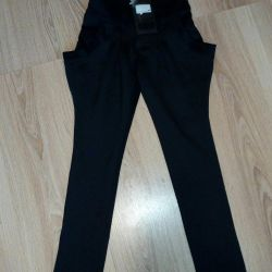 Fashionable pants for girls