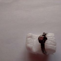 δαχτυλίδι, ασήμι 875, vintage