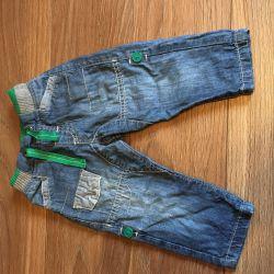 Jeans Ayrılmış