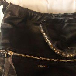 Yeni çanta / sırt çantası Pinko hakiki deri Origi