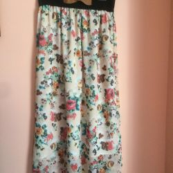 Skirt female size 48
