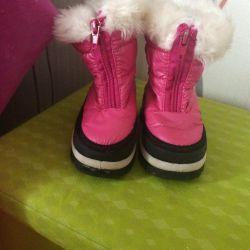 Χρησιμοποιημένες μπότες dutysh