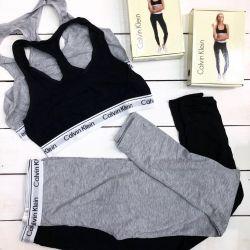 Top and leggings