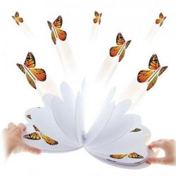 Flying fluture