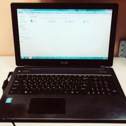 Notebook DNS C15B (πυρήνας i5 / 4core / GeForce GT745M)