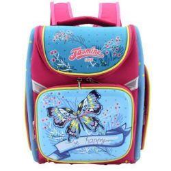 Briefcase schoolbag ORTO Butterfly