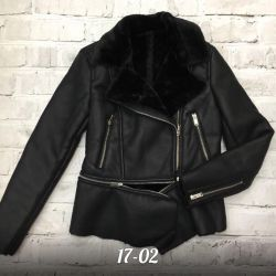 Sheepskin coat new brand