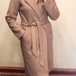 Coat new, latest sizes 46-50