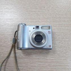 Canon PC1184 Camera