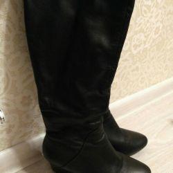Boots 36 natural women