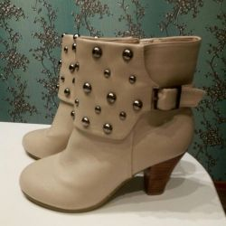 👢Women's ankle boots demi-season, 35r