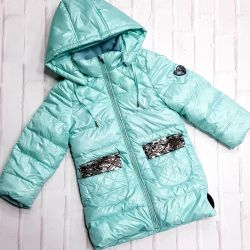 Children's jackets for girls in the spring