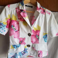 Jachetă de vară. Cotton.40-42r.