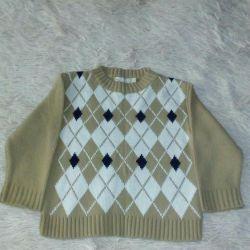 New sweater 98-104