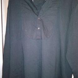 Рубашка женская стрейч,р.60