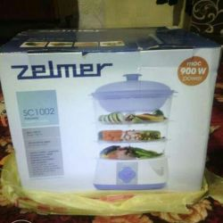 Selling a new steamer from Zelmer (without a box)